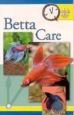 Betta Care (Quick and Easy)