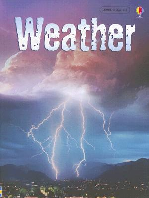 Image for Weather (Usbourne Beginners, Level 2)
