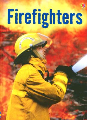Image for Firefighters (Usborne Beginners, Level 1)