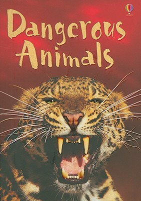 Dangerous Animals: Level 1: Internet Referenced (Usborne Beginners Level 1: Nature), REBECCA GILPIN