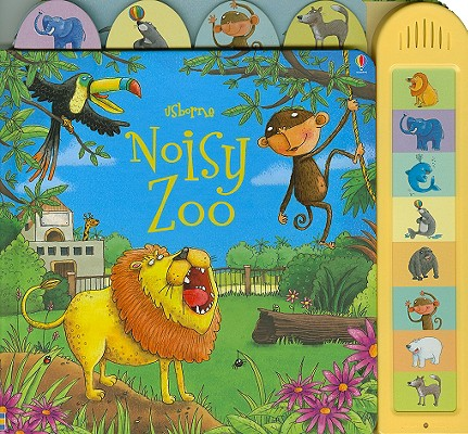 Image for Noisy Zoo (Busy Sounds Board Book)