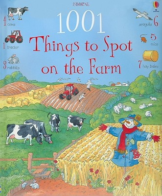 Image for 1001 Things to Spot on the Farm (Usborne 1001 Things to Spot)