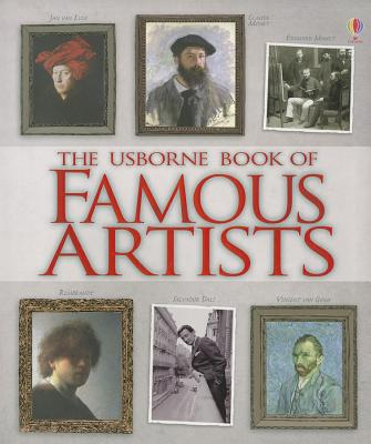 The Usborne Bk of Famous Artists (Usborne Book Of...), Ruth Brocklehurst, Rosie Dickins, Abigail Wheatley