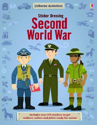 Image for Second World War (Sticker Dressing)