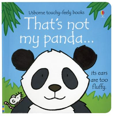 Image for That's Not My Panda (Touchy-Feely Board Books)