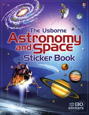 Image for Astronomy and Space Sticker Book (Science Sticker Books)