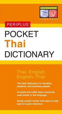 Image for Pocket Thai Dictionary: Thai-English English-Thai (Periplus Pocket Dictionaries)