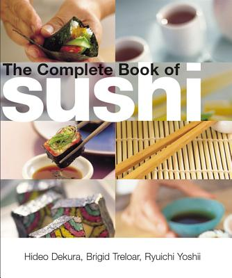 Image for COMPLETE BOOK OF SUSHI