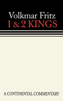 Image for 1 & 2 Kings (Continental Commentary Series)