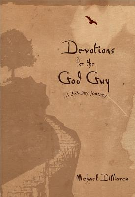 Image for Devotions for the God Guy: A 365 Day Journey