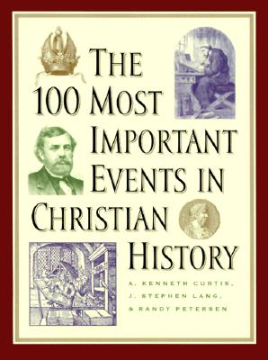Image for The 100 Most Important Events in Christian History