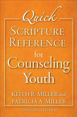 Image for Quick Scripture Reference for Counseling Youth