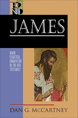 Image for ECNT James (Baker Exegetical Commentary on the New Testament)