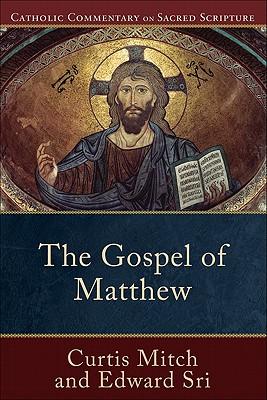 Image for Gospel of Matthew (Catholic Commentary on Sacred Scripture)