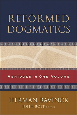 Image for Reformed Dogmatics: Abridged in One Volume