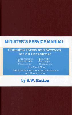 Image for Minister's Service Manual