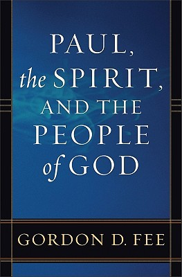 Image for Paul  The Spirit and The People Of God