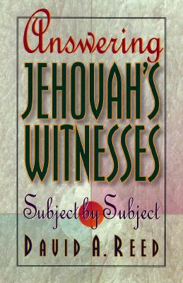 Image for Answering Jehovahs Witnesses: Subject by Subject