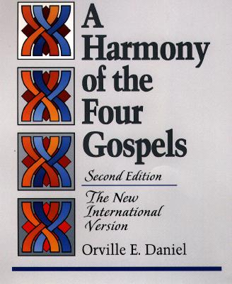 Image for A Harmony of the Four Gospels (New International Version)