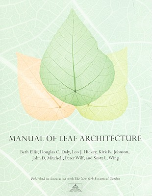 Image for Manual of Leaf Architecture
