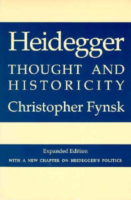 Image for Heidegger: Thought and Historicity