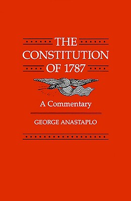 Image for Constitution of 1787: A Commentary