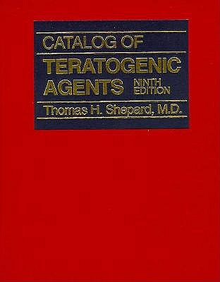 Image for Catalog of Teratogenic Agents