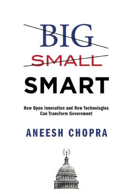 Innovative State: How New Technologies Can Transform Government, Aneesh Chopra