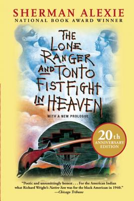 LONE RANGER AND TONTO FISTFIGHT IN HEAVEN, ALEXIE, SHERMAN