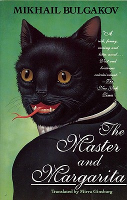 MASTER AND MARGARITA, BULGAKOV, MIKHAIL