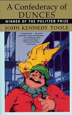 A Confederacy of Dunces (Evergreen Book), Toole,John Kennedy