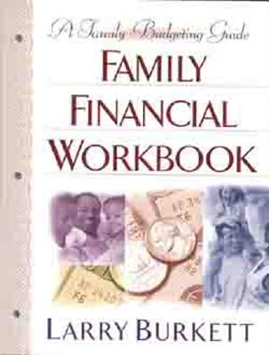 Image for Family Financial Workbook: A Family Budgeting Guide