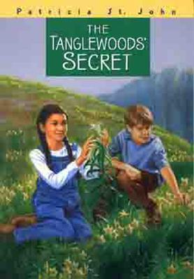 Image for The Tanglewoods' Secret
