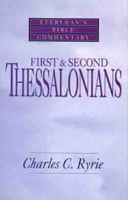 Image for First & Second Thessalonians- Everyman's Bible Commentary (Everyman's Bible Commentaries)