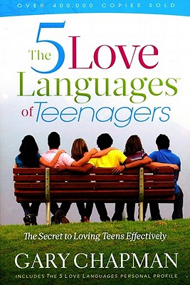Image for 5 LOVE LANGUAGES OF TEENAGERS