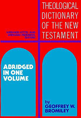 Image for Theological Dictionary of the New Testament