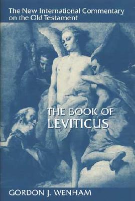 Image for NICOT Leviticus (New International Commentary on the Old Testament)