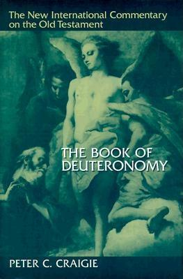 Image for NICOT The Book of Deuteronomy (New International Commentary on the Old Testament)