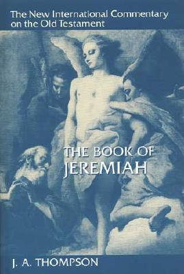 Image for NICOT THE BOOK OF JEREMIAH (New International Commentary on the Old Testament)