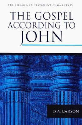 PNTC Gospel According to John : An Introduction and Commentary, DONALD A. CARSON