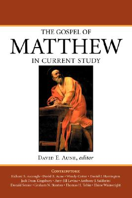 Image for The Gospel of Matthew in Current Study