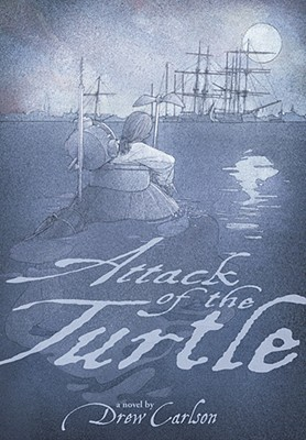 Attack of the Turtle, Carlson, Drew