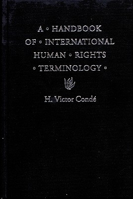 Image for A Handbook of International Human Rights Terminology (Human Rights in International Perspective)