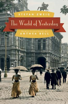 Image for The World of Yesterday