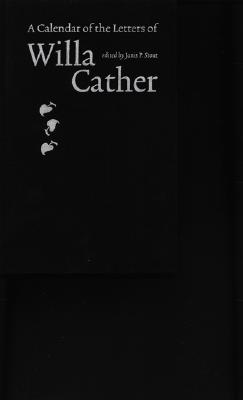 Image for A Calendar of the Letters of Willa Cather