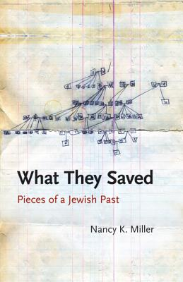 Image for What They Saved: Pieces of a Jewish Past