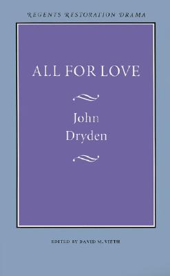 All for love, Dryden, John