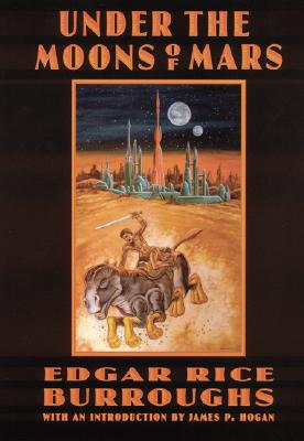Image for Under the Moons of Mars (Bison Frontiers of Imagination)