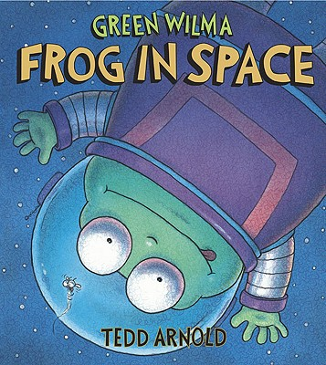 Image for Green Wilma Frog In Space