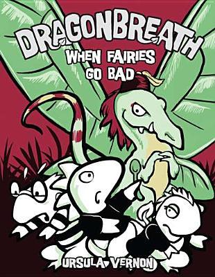 Image for Dragonbreath #7: When Fairies Go Bad